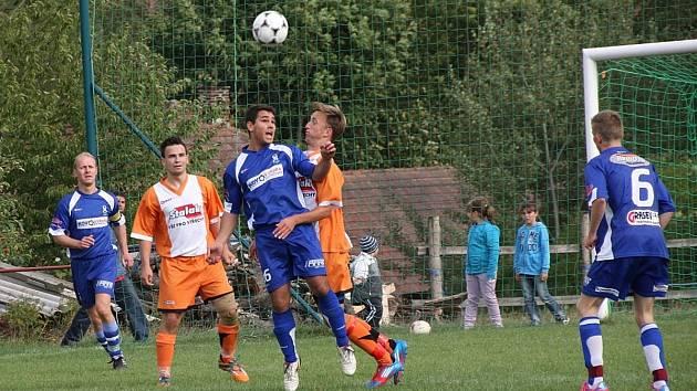 O víkendu odstartuje úvodním kolem jarní  sezona nejvyšší okresní fotbalové soutěže.