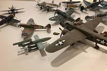 Muzeum křehké krásy láká na letadla.