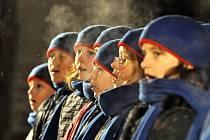 Akce Česko zpívá koledy v Rychnově nad Kněžnou