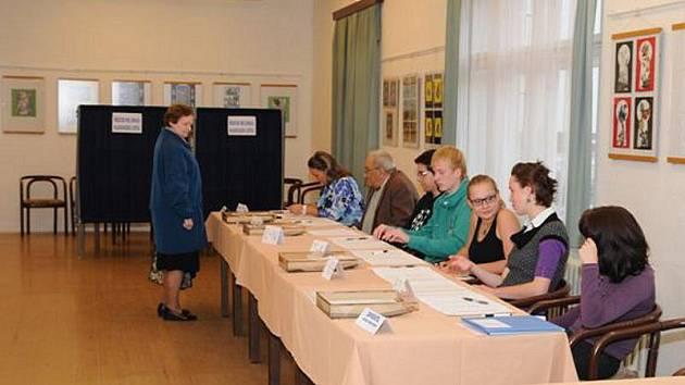 Komunální volby 2010 - Rychnovsko