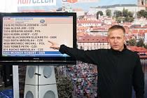 Pražský maraton se stal výzvou, kterou si bývalý sportovní redaktor Rychnovského deníku Miroslav Sixta nechtěl nechat ujít.