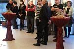 """Ve společenském centru v Dobrušce byla slavnostně zahájena výstava """"Chorvatsko očima fotografa Pavla Štěpána"""""""