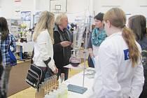 19. školská výstava v průmyslové škole v Rychnově nad Kněžnou