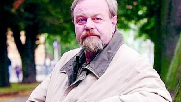 Psycholog Jan Lašek
