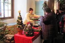 Vánoční jarmark v Rychnově nad Kněžnou