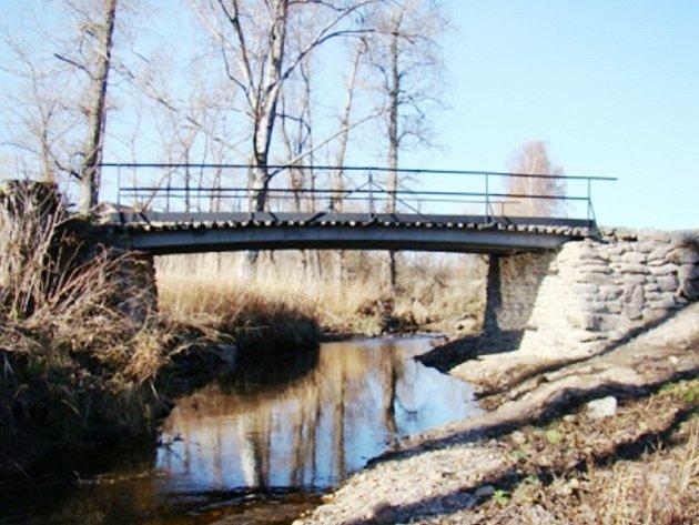Most je již zakonzervován
