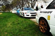 TŘETÍ ROČNÍK Pewag Rally Orlické hory je již minulostí. Divácky zajímavý byl i doprovodný program, ten nebude chybět ani letos.