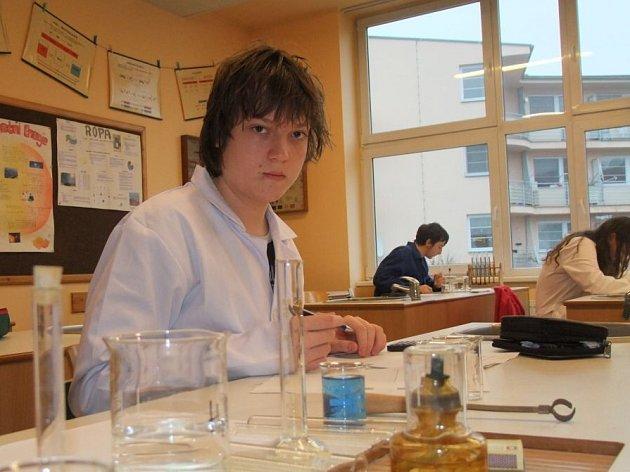Nejúspěšnějším byl v letošním ročníku Daniel Jaško z Gymnázia v Dobrušce.