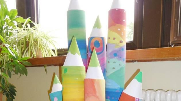 Své práce vystavují žáci rychnovské ZUŠ