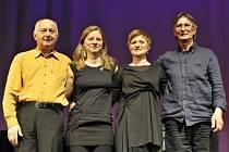 Pestrou sezonu zahájí vystoupení  jedinečného kvartetu složeného z českých jazzových zkušených hudebníků a rakouských jazzových interpretek – František Uhlíř – PVC (Prague Vienna – Connection (ČR / Rakousko).