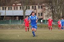 GÓL Jana Hrubého zajistil Týništi tři body v utkání s Novým Bydžovem.