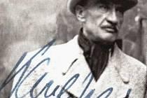 Karel Hašler.