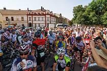 Grand Prix Královéhradeckého kraje na trati vedoucí z Opočna přes Orlické hory a zpět.