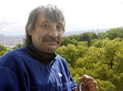 Legendární horolezec Josef Rakoncaj