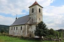 Kostel na Vrchní Orlici. Foto: Deník/Jana Kotalová