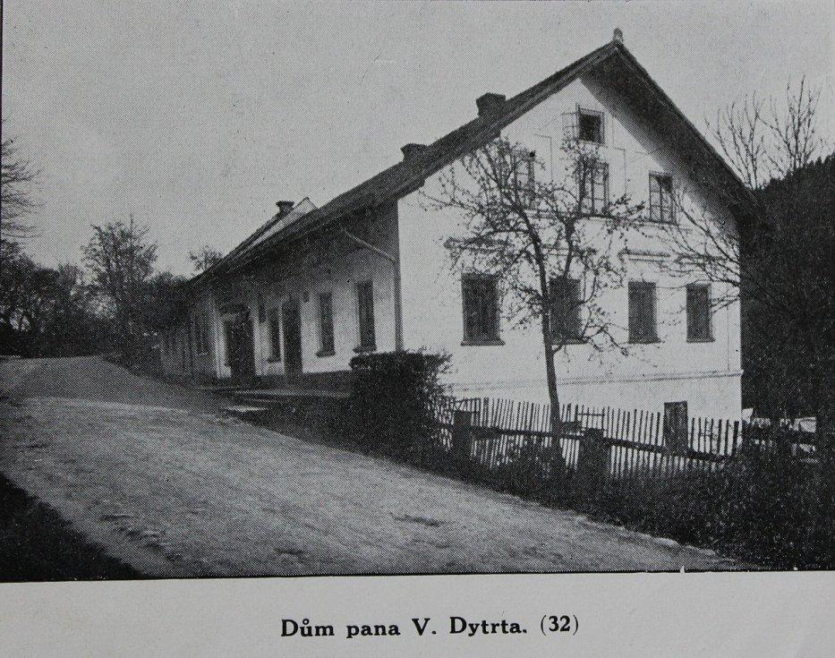 Dům pana Dytrta.