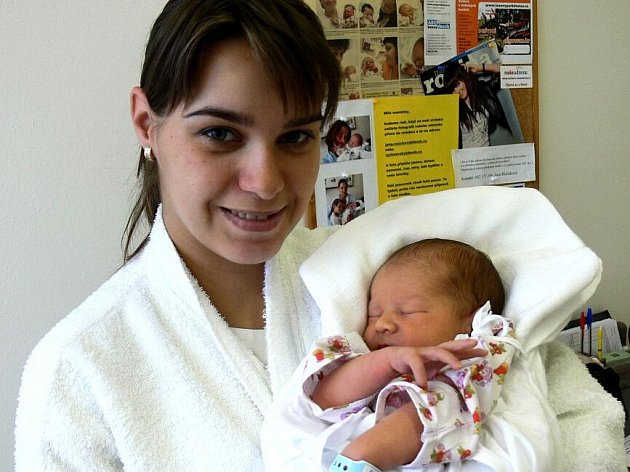 LUKÁŠ: Rodičům Renátě Valihorové a Lukáši Sodomkovi z vesničky Bělá se 17. 11. v 5.30 hodin narodil první syn Lukáš (3,50 kg a 51 cm). Rodiče si nechali předem prozradit pohlaví dítěte.