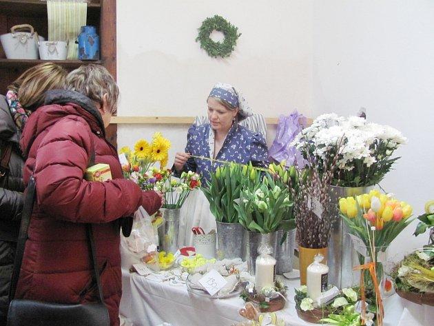 Velikonoční výstava v Záměli navodila tu pravou jarní atmosféru.