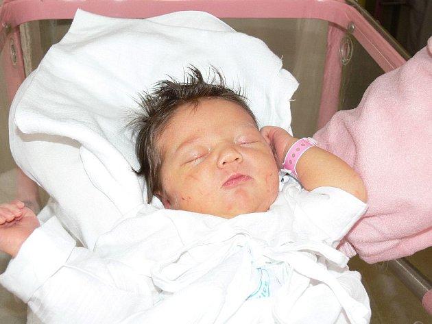 NATÁLKA: Rodiče Slávka a Daniel z Rychnova nad Kněžnou přivítali do své rodiny svého třetího potomka. Malá Natálka se narodila 27. dubna 2008 ve 4.17 hodin ( 4,03 kg, 51 cm). Tatínek u porodu nebyl.Rodiče o pohlaví dítěte dopředu věděli.