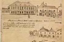 Každý, koho zajímá historie, ocení zápisky a kresby Aloise Beera, písmáka a naivního malíře (nar. 1833 v Dobrušce). Díky vstřícnosti dobrušského muzea z nich může čerpat i opočenská letopisecká komise.