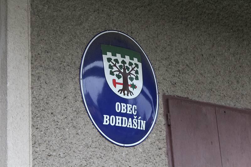 Z Bohdašína.