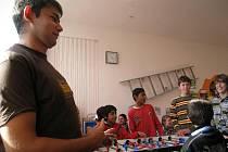 Centrum 5KA v Rychnově nad Kněžnou je otevřeno všem dětem a mladým lidem a připravuje pro ně pravidelný program.