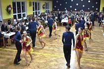 V Bolehošti tradičně tančily všechny sousední vesnice