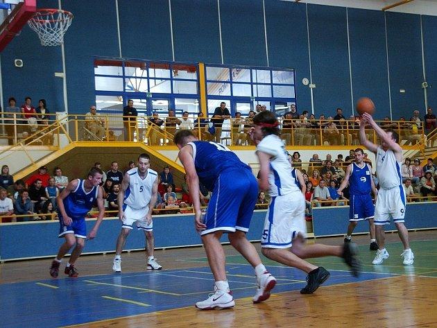 Finálové utkání Spartak Rychnov - Derren Chrudim.