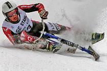 Český skibobista Pavel Čiháček z TJ Sokol Deštné v Orlických horách vedle čtyř zlatých medailí z mistrovství světa obhájil rovněž celkové prvenství ve Světovém poháru.
