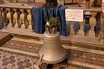 Nový zvon v Orlickém Záhoří