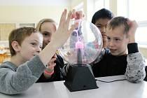 Na základní škole TGM v Borohrádku se ve středu uskutečnil tradiční den otevřených dveří