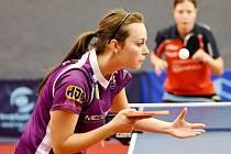 Doberská stolní tenistka Dagmar Blašková měla společně se svými spoluhráčkami blízko k výhře nad Havířovem, ale nakonec se musela spokojit s remízou.