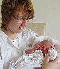 HERMÍNA LADA MARČÍKOVÁ: Manželé Veronika a Jan Marčíkovi přivedli na svět dceru. Narodila se 27. 3. ve 4.04 hodin s váhou 3,55 kg a délkou 52 cm. Doma se na sestřičku těší Marie Anna.