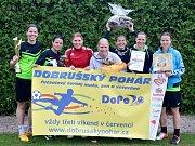Šestý turnaj žen na Dobrušském poháru se stal kořistí hráček pražského Antietanolu.