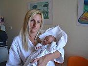 KATEŘINA ROLEJČKOVÁ: Holčička se narodila mamince Miroslavě a tatínkovi Vladimírovi Rolejčkovým z Litohrad 30. května  v 11:40. Vážila 3470 gramů a měřila 51 cm. Tatínek porod zvládl na jedničku. Doma se mladší sestřičku těšila Anetka.