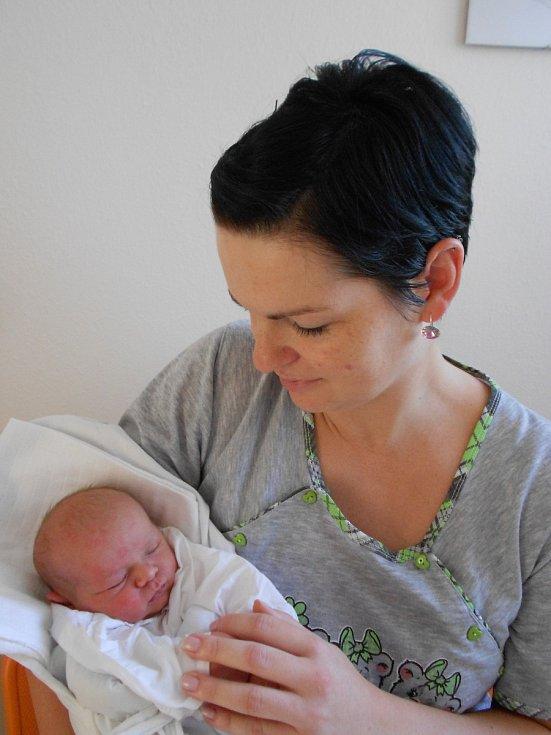 Natálie Majznerová se narodila 20. října 2018 v 6.40 hodin s váhou 3 050 g a délkou 49 cm Petře a Josefovi Majznerovým z Nasavrk u Chocně. Tatínek vše u porodu zvládl na jedničku a byl velkou oporou.
