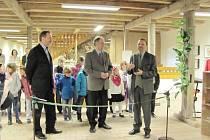 Přírodovědné muzeum v Doudlebách slavnostně otevřelo veřejnosti.
