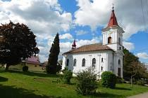 Kostel v Pohoří.