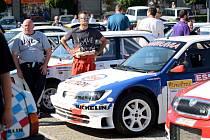 Vítězem Pewag Rally posádka Šikl – Vilímek