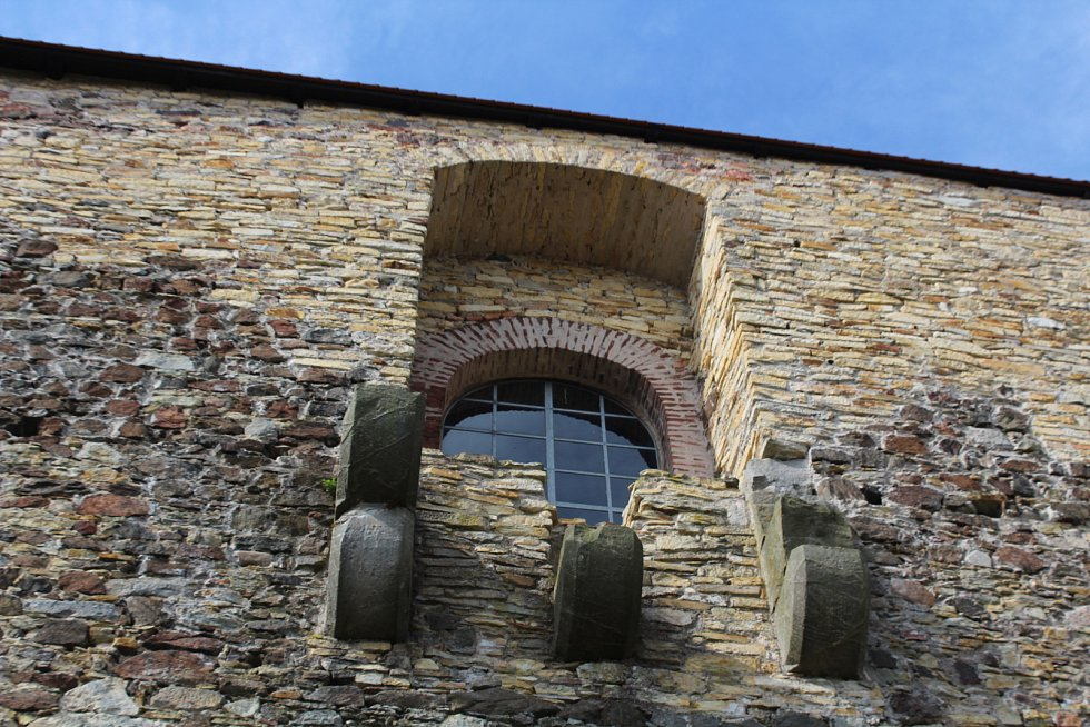 Z hradu Potštejn