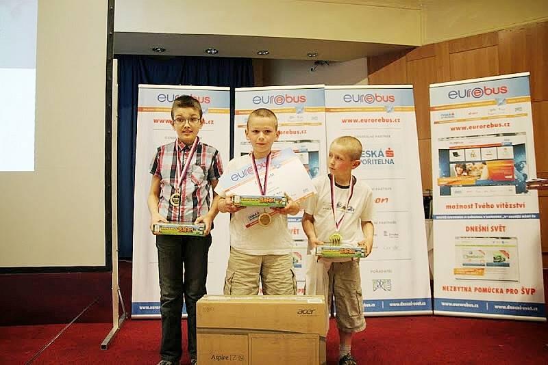 Vesnická škola porazila zbytek republiky ve vědomostní soutěži