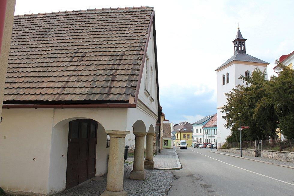 Stará kovárna opět ožije. Foto: Deník/Jana Kotalová