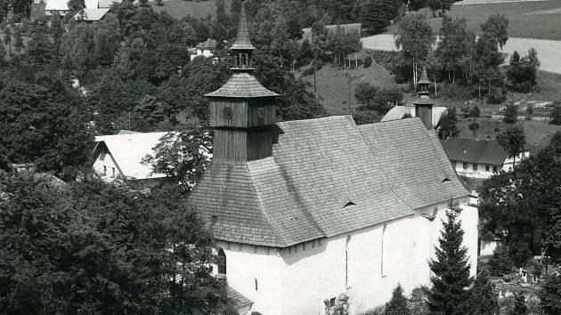 Následující vydání nahlédne do historie kostelů.