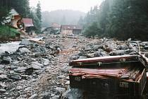 Povodně 1998: Kounov