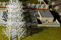 Vítězný architektonický návrh vzešel z královéhradeckého studia Šuda – Horský.