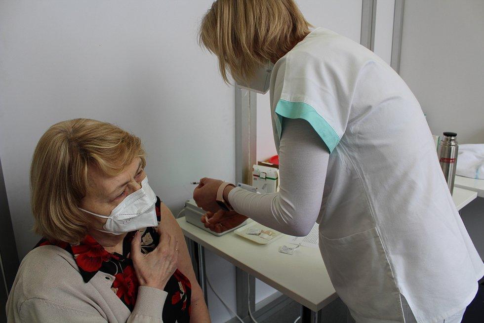 Bývalá rychnovská knihovna se proměnila v očkovací centrum