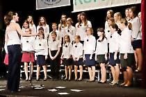 Dětský pěvecký sbor Kvítek sdružuje děti z Kostelce na Orlicí, Častolovic a Vamberka.
