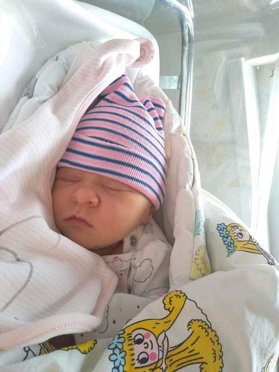 Malvína Přívratská 7.června ve 12.24 hodin. Po narození vážila 3080 g. Svým příchodem na svět velmi potěšila své rodiče Lukáše a Hanu z Ústí nad Orlicí. Doma se těší bratříček Lukášek.