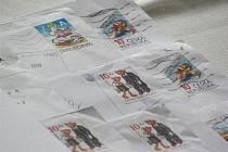 Na kopírce vyráběl padělky známek