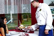 Restaurace hotelu Panorama